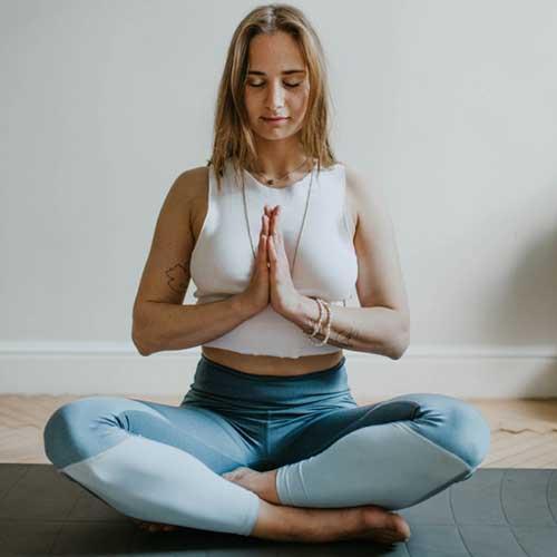 Egyéni jógafoglalkozások